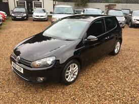 2011 Volkswagen Golf 2.0 TDI BlueMotion Tech GT 3dr