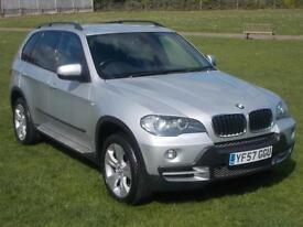 2007 (57) BMW X5 3.0d SE Automatic