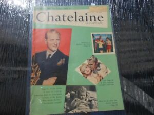 Chatelaine Magazine  May 1953