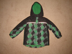 Boys Jackets, Clothes - sizes 5, 6  / Winter Boots sz 9, 10
