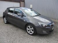 2010 Vauxhall Astra 1.6i 16V SRi 5dr Auto hatchback, petrol 5 door Hatchback
