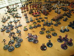 Large Collection of HeroClix miniatures Kitchener / Waterloo Kitchener Area image 4