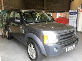 2006 56 LandRover Discovery TDV6 7 Seater,Heated Seats