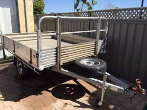 8x6 Custom Built Trailer Leda Kwinana Area Preview