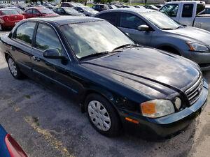2003 Kia Magentis Sedan