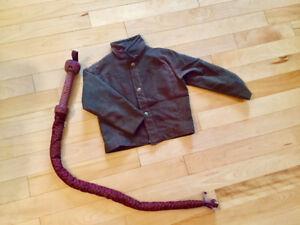 Halloween - costume Indiana Jones