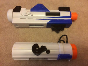 Star Wars The Clone Wars Build A Blaster Parts