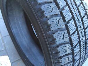 245 45 18 NITTO SN2 snow tires MINT!!!10/10 Set of 2 London Ontario image 4