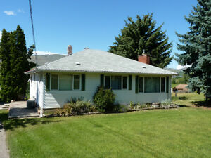 REDUCED!! 6177 Okanagan Ave, Vernon- Tranquility On 3.69 Acres!