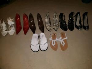 Women's Heels (sizes 7&8)
