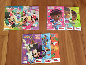 New! Disney activity pack of 3 books Kitchener / Waterloo Kitchener Area image 1