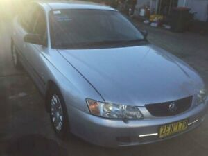 2004 Holden Commodore VY II Executive Silver 4 Speed Automatic Sedan Wentworthville Parramatta Area Preview