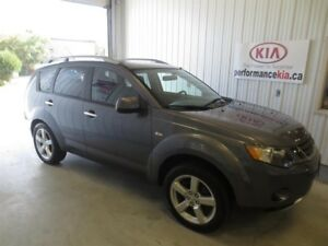 2007 Mitsubishi Outlander XLS AWD at