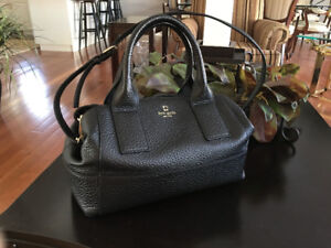 Authentic Black Kate Spade