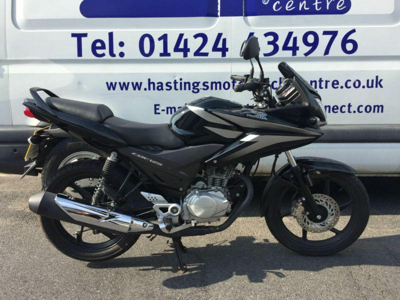Honda CBF125 Learner Legal / Nationwide Delivery / Finance / Just 889 miles!