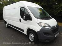 2015 Citroen Relay 35 L3h2 Hdi Panel Van 2.2 Manual Diesel only 31000 miles