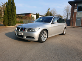 2006 Bmw 320d Touring Automatic