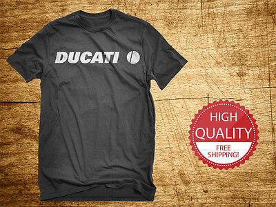 Ducati 1299 899 Panigale Monster Motorcycle Racing T shirt FAST (Fast Racing)