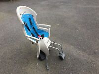 Kids seat for bicycle from Decathalon