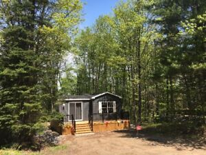 Brand New 2017 Recreational Cottage in the Heart of MuskokaTurn