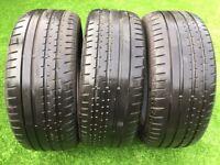 Tyres 225/45 R17 91V Continental Run Flat