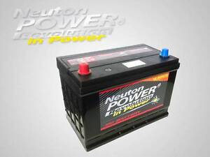 Neuton Power N70ZZ 4WD 12V Battery/ Truck Heavy Duty MF Battery Canning Vale Canning Area Preview
