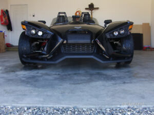 2016 Polaris Slingshot SL Limited Black Pearl