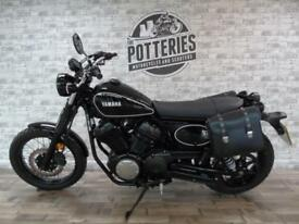 Yamaha SCR950 Scrambler 2017 * XV950 Engine -Not ex demo-Saddlebags*
