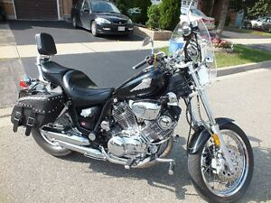 Virago 1100 special edition. Reduced to $2300