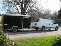 Rent A Man With A Van And Cargo Trailer