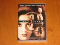 X-Files Season 2 DVD