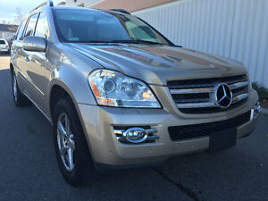 2007 Mercedes-Benz GL 450**MINT**7 PASS**NAV**