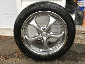 SPIN Mags and Cooper tires