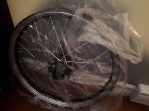 "NEW 21"" Performance Machine Front Wheel"