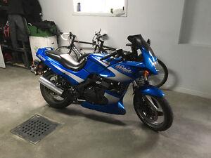 Ninja 500r à vendre