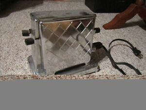 Antique Toaster - Two Stage