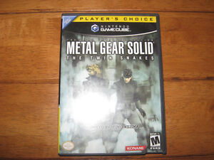 Metal Gear Solid: The Twin Snakes - Gamecube Québec City Québec image 1