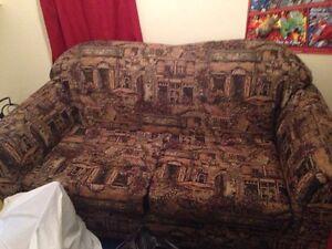Divan 2place chaise berçante
