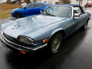Jaguar Xjs Great Selection Of Classic Retro Drag And Muscle Cars