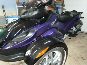 can am spyder rs