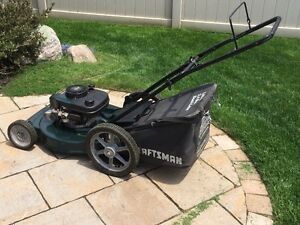 CRAFTSMAN 5.5 HP EAGER 1 LAWN MOWER