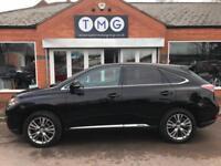 2013 LEXUS RX 450h 3.5 Luxury 5dr CVT Auto