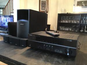 Yamaha - Bose Surround sound system - high quality