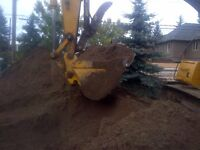 Dirt Removal // Excavation Services//  Call     (403) 829-1122