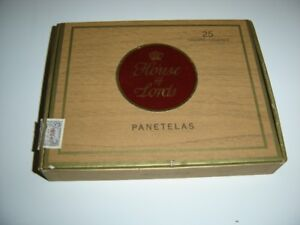 House of Lords Cigar Box