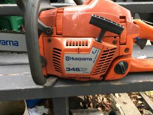 Husqvarna Chain saw, 346XP