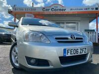 2006 Toyota Corolla VVTI COLOUR COLLECTION used cars Hatchback Petrol Manual