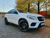 2016 Mercedes-Benz GLE CLASS 3.0 GLE350d V6 AMG Line G-Tronic 4MATIC (s/s) 5dr C