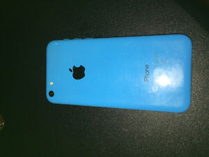 iphone 5c - 8gb - Blue - Rogers Cambridge Kitchener Area image 2
