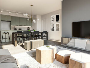 Neuf Studio -Condo Appartements- Ahuntsic-Cartierville-Montréal